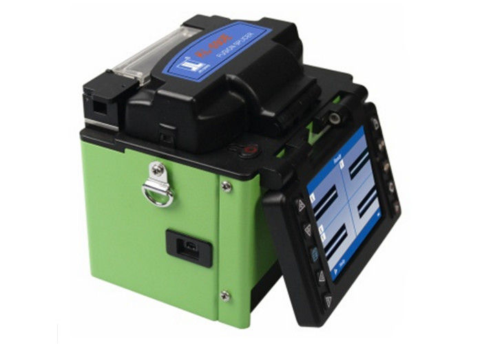 Handheld Fiber Optic Tools Splicer Mini Electric Fusion Machine KL-500 1.3Kg