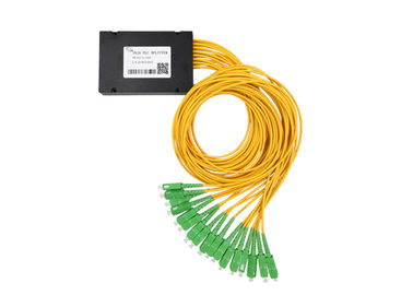 Fiber optik plc splitter